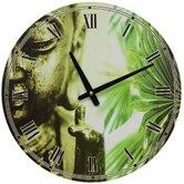 Oriental Furniture Clocks