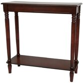 Oriental Furniture Sofa & Console Tables