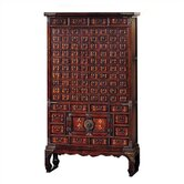 Chinese 96 Drawer Apothecary  Cabinet