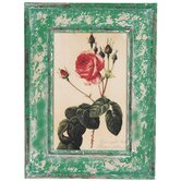Rustic Rose Framed Picture