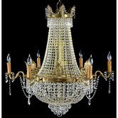 King's Banquet Crystal Chandelier