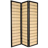 Kimura Shoji Room Divider in Black