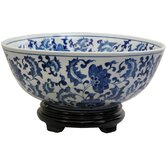 Oriental Furniture Decorative & Serving Bowls