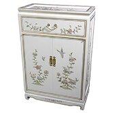Oriental Furniture Shoe Storage