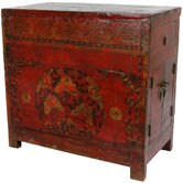 Oriental Furniture Accent Chests / Cabinets
