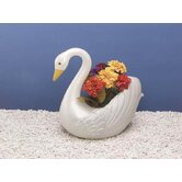 Swan Planter