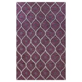 Verona Honeycomb Lilac Rug