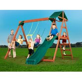 McKinley Wood Complete Play Set