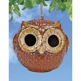 Owl Bird House