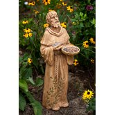 St Francis Statuary Glimpses of God