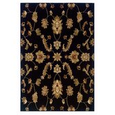 Adana Black Traditional Design Rug