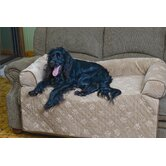 Bolstered Pet Loveseat Cover