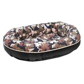 Diam Microvelvet Orbit Dog Bed