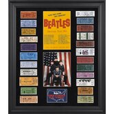 The Beatles 1964 U.S. Tour Framed Presentation