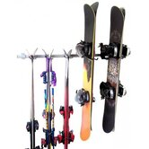 Ski and Snowboard Rack
