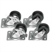 CASTER/CM - set of four 4&quot; casters