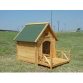 K-9 Kastle Dog House