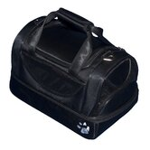 Aviator Bag Pet Carrier in Black Diamond
