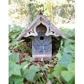 English Cottage Bird House