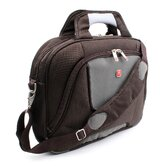 "Urge 15.4"" Laptop Carrying Case in Brown"