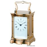 Quartz Bow Fronted Carriage Clock