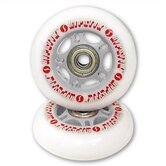 RipStik Caster Board Replacement Wheel Set in Silver