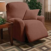 Stretch Microfleece Large Recliner Slipcover