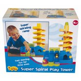 Kidoozie Super Spiral Play Tower