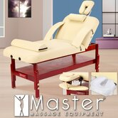 "31"" Spa Stationary LX Massage Table in Cream"