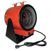 Garage and Shop Heater in Red / Black