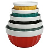 Betty's Kitchen Mixing Bowl (Set of 5)