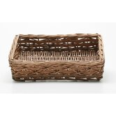 Baskets Rio Rectangular Willow Basket