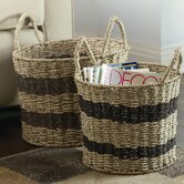 Seagrass Basket (Set of 2)