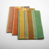 Harvest Market Jardin Waffle Weave Dishtowel (Set of 3)