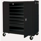 Sandusky Cabinets Laptop Storage Carts