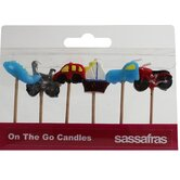Sassafras Candles