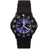 41100 Series Dive Watch with Blue Face