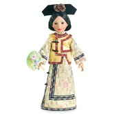 Qing Dynasty Princess Outfit for 18&quot; Slim Dolls