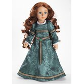 Rowena Doll with Celtic Princess Slim Doll