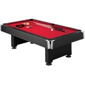 8' Donovan II Slatron Pool Table & Accessories