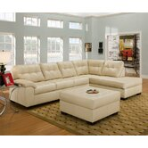 Simmons Upholstery Sectionals