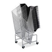 Steel Chair Cart