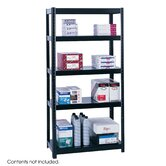Boltless Steel Shelving, 5 Shelves