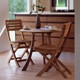 Vendia 3 Piece Bistro Set