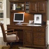 Cantata 58&quot; Computer Desk with Storage Hutch
