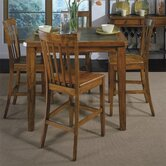 Harmony 5 Piece Counter Height Dining Set