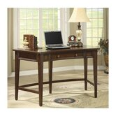 Bella Vista Curved Writing Computer Desk
