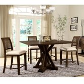 Windridge 5 Piece Counter Height Dining Set