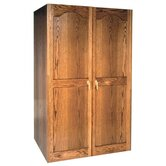 700 Furniture Trim Oak Wine Cooler Cabinet