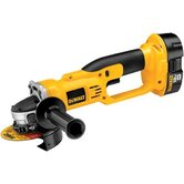 Cordless Cut-Off Tools - 4-1/2&quot; 18v cordless grinder